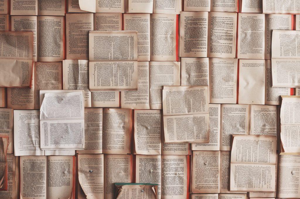 Ejemplo de tamaño de letra de un libro