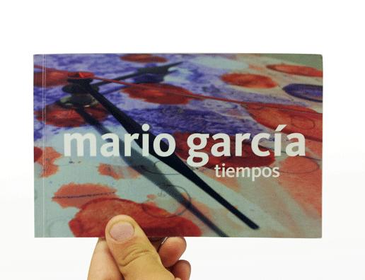 Portada de un libro de Mario García