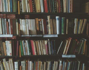 ¿Cómo deberías colocar los libros en la estantería de tu casa?