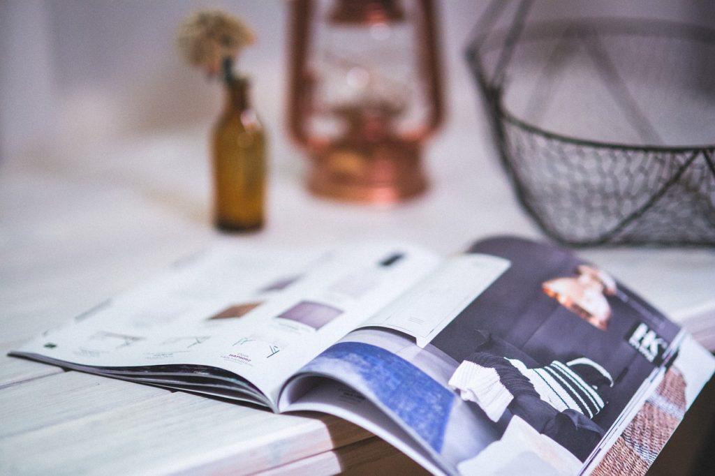 Imprimir libros para empresas en forma de catálogo