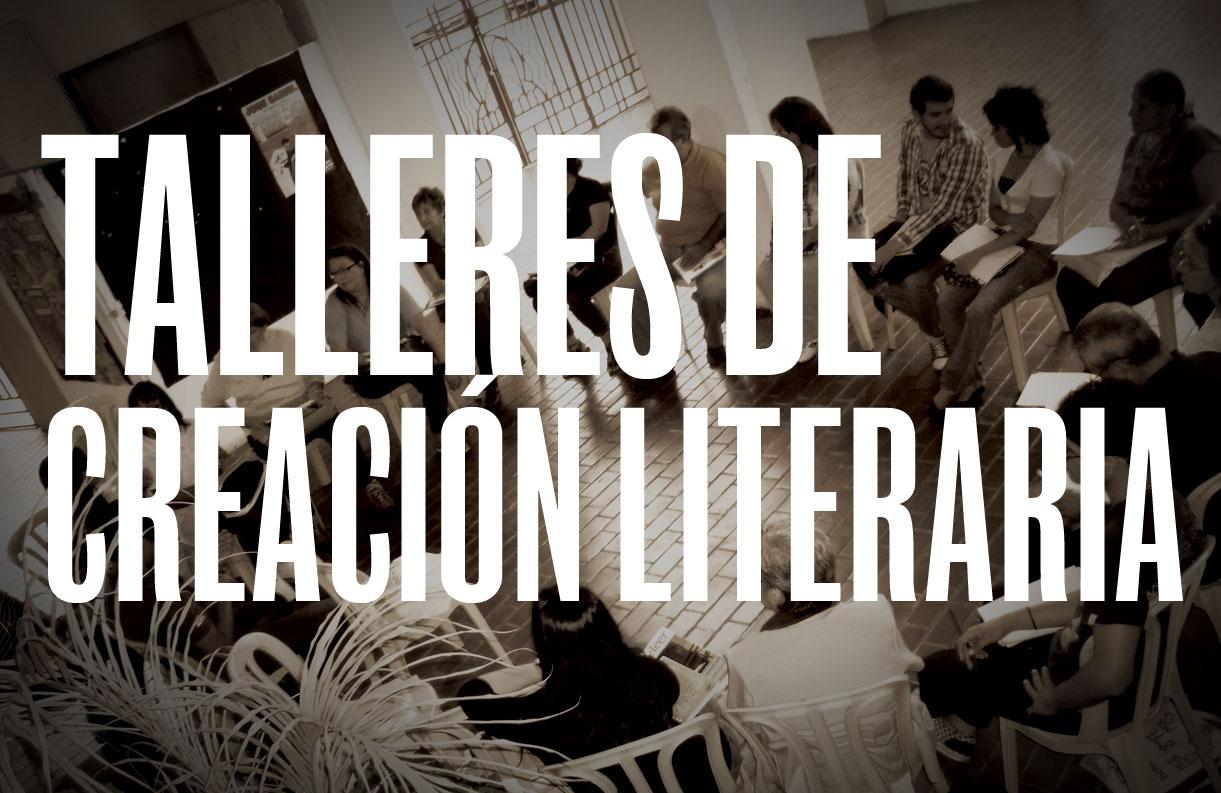 ¿Conoces los talleres literarios? Una buena forma de darte a conocer