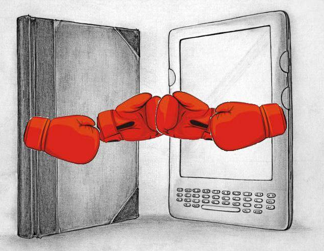 """¿Libro tradicional o ebook?"" ventajas e inconvenientes"