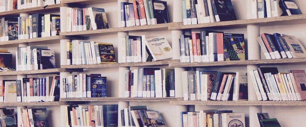 Interior de bibliotecas