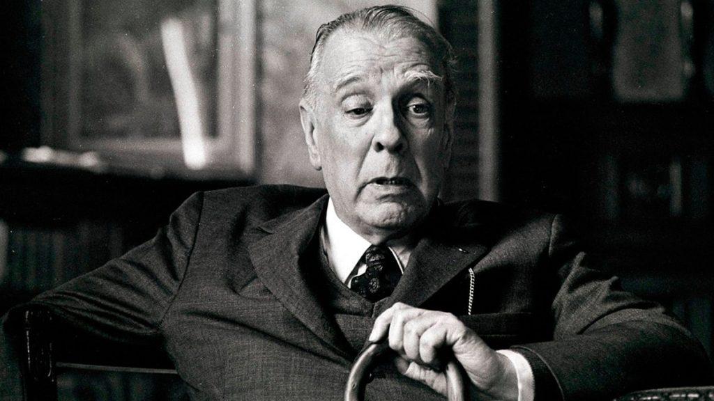 Imagen de Jorge Luis Borges para consejos para escritores