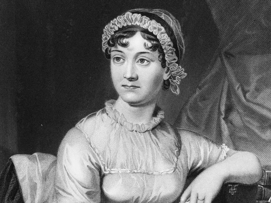 Jane Austen, una gran escritora.