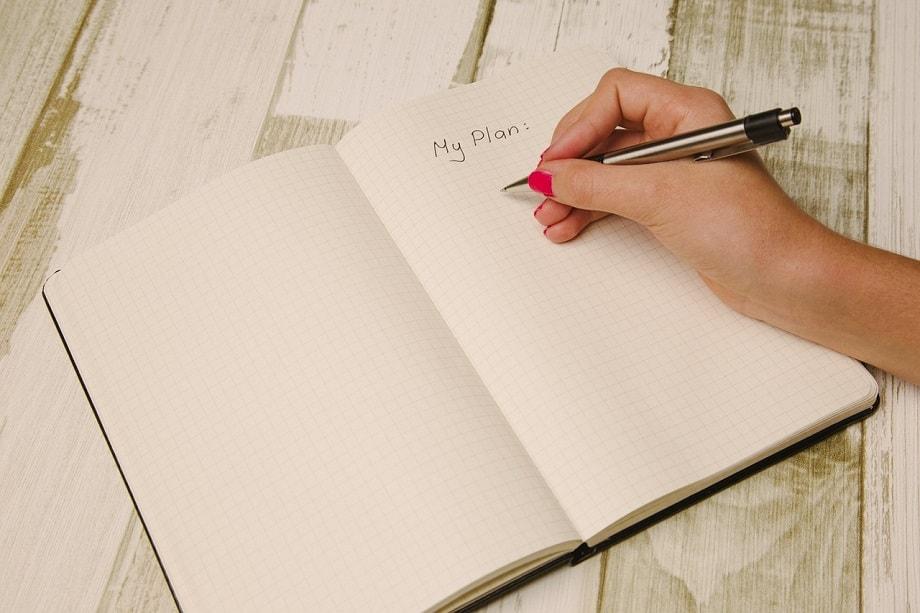 Organizarse a la hora de empezar a escribir tu libro